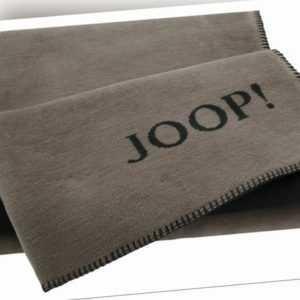 Joop  Decke Uni-Doubleface 631381  150x200 cm