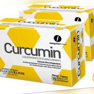 Curcuma extrem hochdosiert | Klinisch getestet | Curcumin Kurkuma Kurkumin