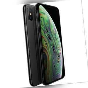Apple iPhone Xs 512GB spacegrau iOS 12 LTE WLAN 4G 5.8'' Super...