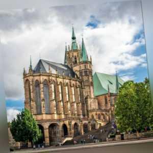 Kunst & Kultur in Erfurt Städtereise für 2 Personen Good Morning Hotel 2-4 Tage