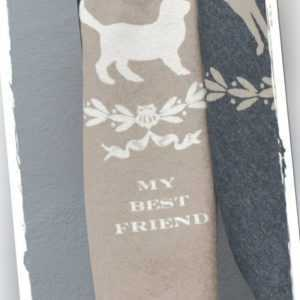 Haustierdecke Best Friend KATZE 70x90cm David Fussenegger