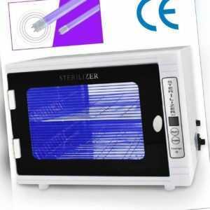 UV-Sterilisator-Desinfektionsbox mit Ozon-Sterilisator-Schrank für Beauty Salon