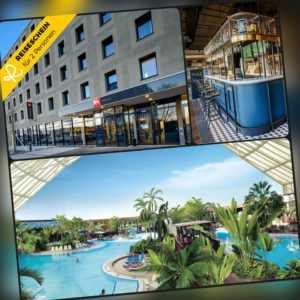 Kurzreise Landshut 4 Tage 2 Personen ibis Hotel Therme Erding Wellness Gutschein