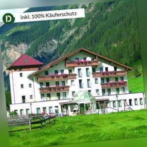 4 Tage Urlaub in Feichten im Kaunertal im Hotel Tia Monte All Inclusive
