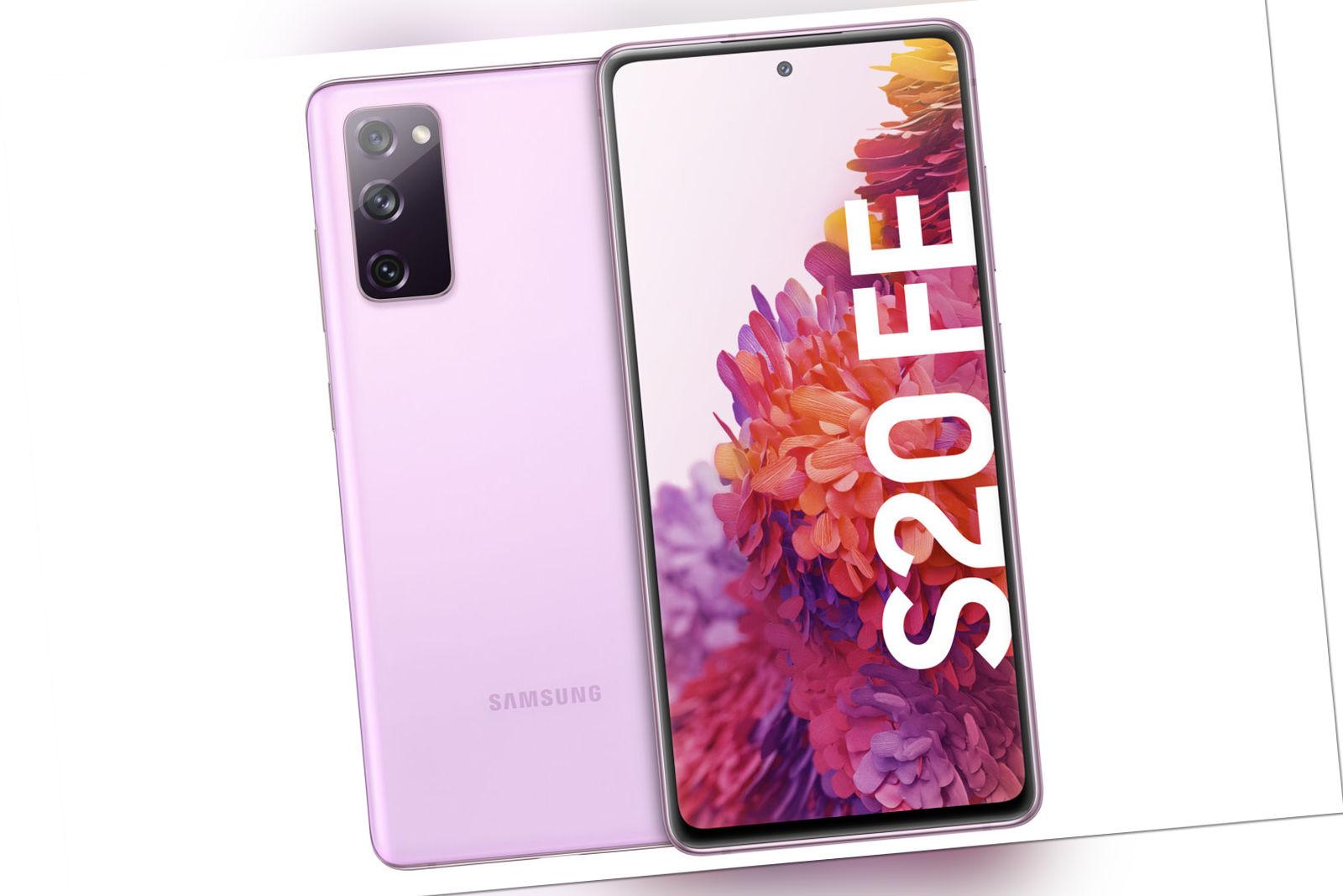 Samsung G780F Galaxy S20 FE, 128 GB, Light Violet,...