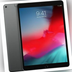 "Apple iPad Air 3 Generation 2019 64GB 10,5"" Wifi LTE Silber Grau Tablet OVP WoW"