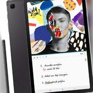 SAMSUNG Galaxy Tab S6 Lite LTE + Wi-Fi, Tablet, 64 GB, 4 GB RAM, 10.4 Zoll, TOP