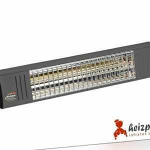 Infrarot Heizstrahler Burda Term2000 IP67 2,0KW anthrazit