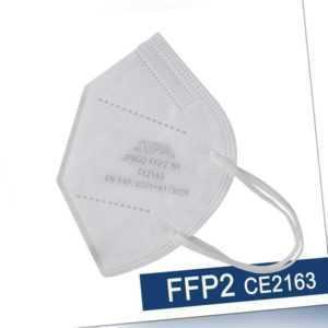 Scheppach FFP2 NR Schutz Maske Atemschutz Mundschutz JIFA CE zertifiziert