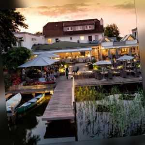 Ratzeburg nahe Lübeck 2 Personen Luxus Hotel Gutschein Halbpension 2 - 5 Nächte