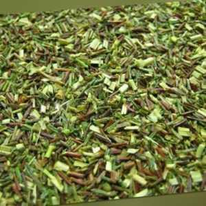 (53,60Eur/kg) Peach Nectar® - Aromatisierter grüner Rooibusch Tee (250g)