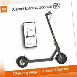 2020 Xiaomi Mi E-Scooter 1S Luftreifen Anthrazit Faltbare Hoverboard 25KM/H