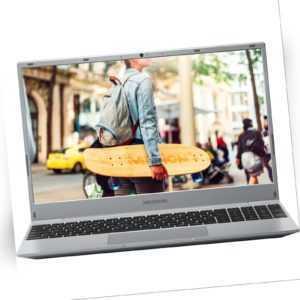 """MEDION AKOYA E15302 Notebook Laptop 39,5cm/15,6"""" AMD Athlon 300U 256GB SSD 8GB"""