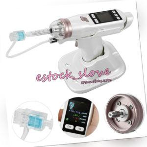 Pro Hydro Vakuum Nadeln Spritze Wassermesotherapie Injektor Gesichtspflege Gerät