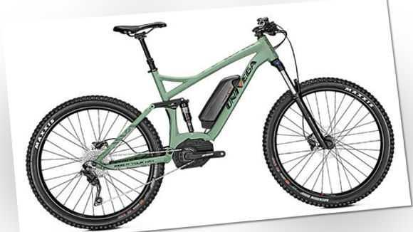 """Univega Renegade B Edition 27,5"""" Fully MTB ebike Bosch 500 Wh RH 49"""