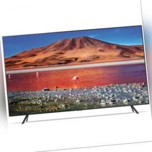Samsung GU43TU7199U 108 cm (43 Zoll) LCD-TV DVB-T2-HD/-C/-S2 Triple Tuner/WLAN