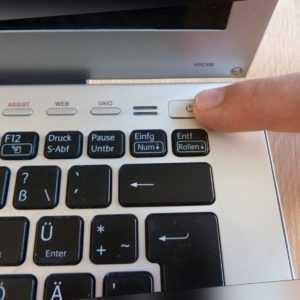 Sony VAIO Laptop Reparatur