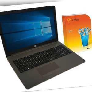 """HP 15,6"""" Notebook ~ AMD 3150u ~ 8GB ~ 256Gb ~ DVD-RW ~ Full HD ~ Win 10 ~ Office"""
