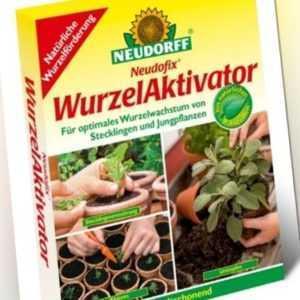 Neudorff Wurzel Aktivator Neudofix Bewurzelungspulver 40 g