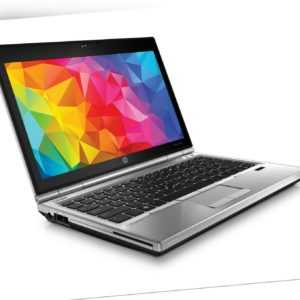 Notebook Laptop HP EliteBook  2570P Core i5 3 Generation 8GB 500GB DVDRW Win 10