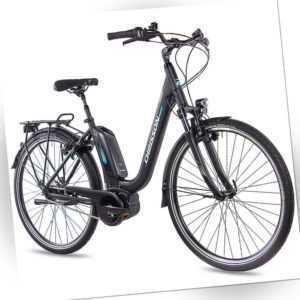 28 Zoll E-Citybike Damenrad CHRISSON E-CASSIOPEA Shimano BOSCH Active B-WARE