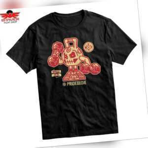 Pride or Die T-Shirt Workout or Die Herren Fitness Crossfit Biker Shirt S M L XL
