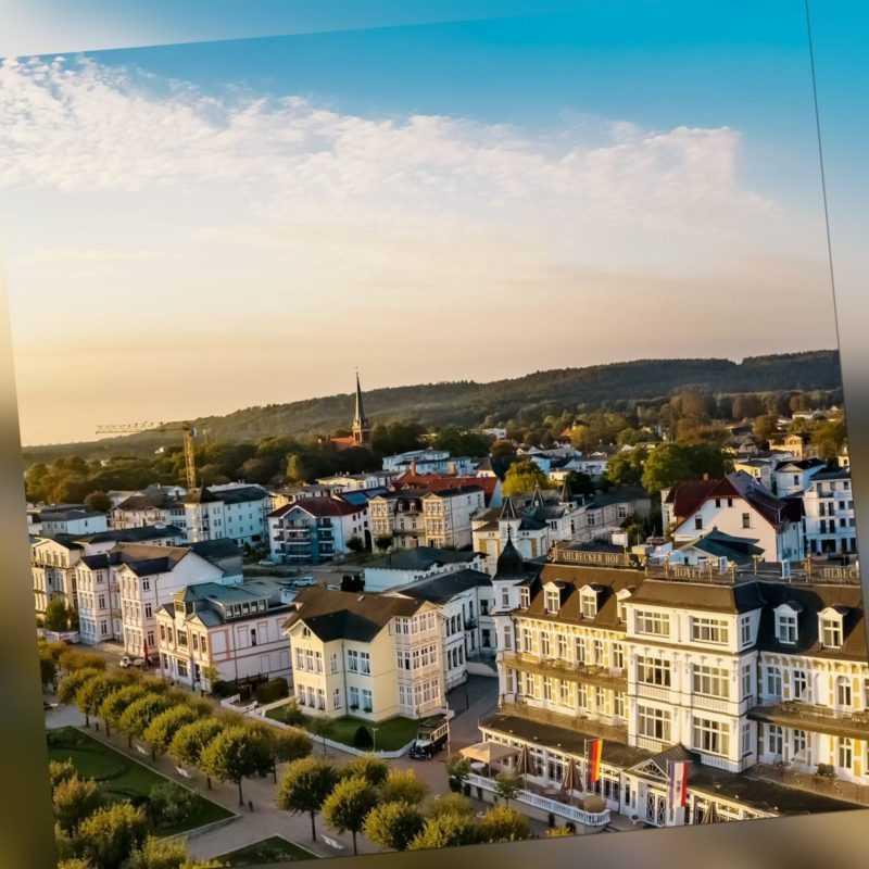 4*S Strandhotel Gutschein 2P | 3T Kurzurlaub Ostsee Insel Usedom | Seebad Bansin