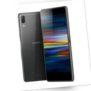 Sony Xperia L3 Dual Sim schwarz 32 GB LTE 4G Android Smartphone...