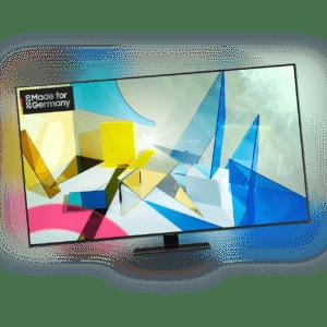 Samsung GQ85Q80TGTXZG 4K/UHD QLED Fernseher 214 cm [85 Zoll] Smart TV HDR