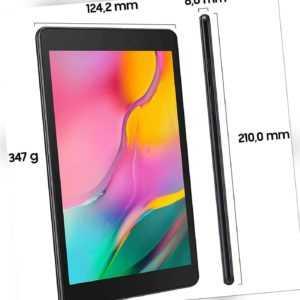 Samsung Galaxy Tab A 32GB, WLAN,8 Zoll - Schwarz, Neu