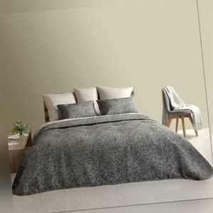 Luxus Sei Design Tagesdecke Bettüberwurf  Empress New Stone