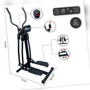 Crosstrainer Heimtrainer Cardiotrainer Ergometer Nordic Fitness Stepper