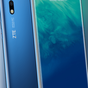 "ZTE Axon 10 Pro Dualsim blau 128GB LTE Android Smartphone 6,47""..."
