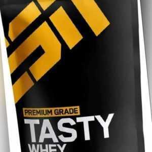 ESN Tasty Whey 1000g Whey Eiweißpulver Protein Shake Aminosäuren Muskelaufbau