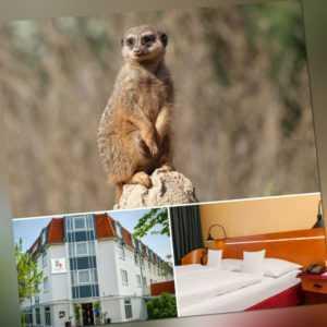 Zoo Leipzig Hotel & Zoo Eintritt Sonderangebot 2 Personen & 2 Kinder bis 6J frei