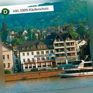 Rhein 4 Tage Kurzurlaub Boppard Hotel Rheinlust Reise-Gutschein Halbpension