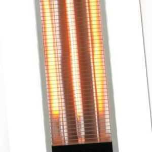Stand Terrassen-Heizung Heizstrahler 2000 Watt Millarco 58640 Wärmestrahler