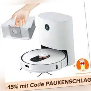 ROIDMI EVE Plus Saugroboter Boboter Saugroboter Wischfunktion 3L Beutel LDS SLAM