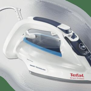 Tefal FV4980 Smart Protect Dampfbügeleisen | 2600 W |Abschaltautomatik