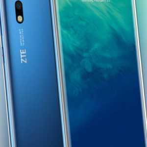 ZTE Axon 10 Pro LTE Blau, TOP Zustand