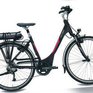 28 Zoll City Bike Damenrad E-BIKE VICTORIA e HOLLAND 6.5 9G SHIMANO Alivio Steps