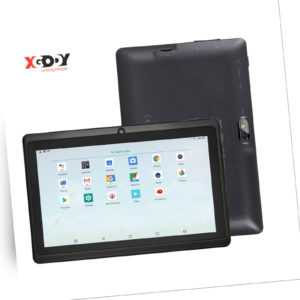 XGODY Android 8.1 Kinder Tablet 7 Zoll 1+16GB / 2+16GB WLAN Dual Kamera HD OTG