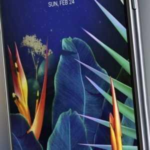 LG K40 schwarz Black 15,46 cm (6 Zoll) IPS LC-Display, 32 GB...