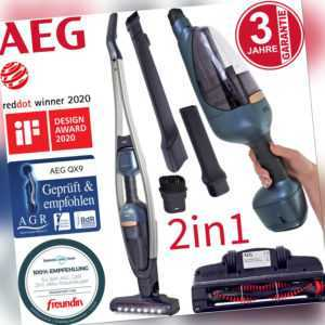 AEG QX9-1-50IB 25,2V Li-Ion HD Akku Staubsauger beutellos Boden Staubsauger Hand