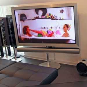 BANG & OLUFSEN BeoVision 4-65 Plasma TV inkl. BL 7-6 + BeoSystem 3