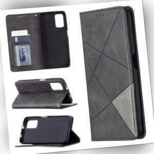 Case Für Xiaomi Redmi Note 10 Pro / Max Magnet Leder Hülle Handy Tasche Schutz