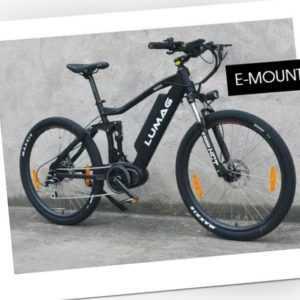 Lumag Ebike MB 27.5 E-Mountainbike Elektrofahrrad