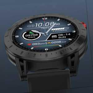 Smartwatch Bluetooth Armbanduhr Fitness Schrittzähler fur Samsung Huawei Android