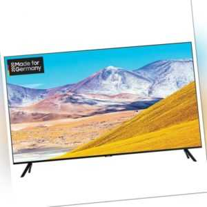 Samsung GU75TU8079UXZG 189 cm (75 Zoll) 4K-LED-TV, Smart TV, 2100PQI, schwarz