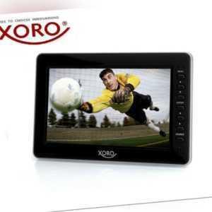 "XORO PTL 700 Tragbarer 7"" Zoll Fernseher, DVB-T2 Tuner, Mediaplayer, PVR Ready"